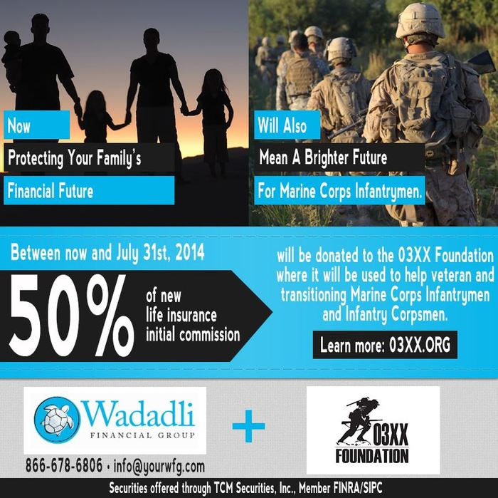 The Ad Group: Wadadli Financial Group Ad Design